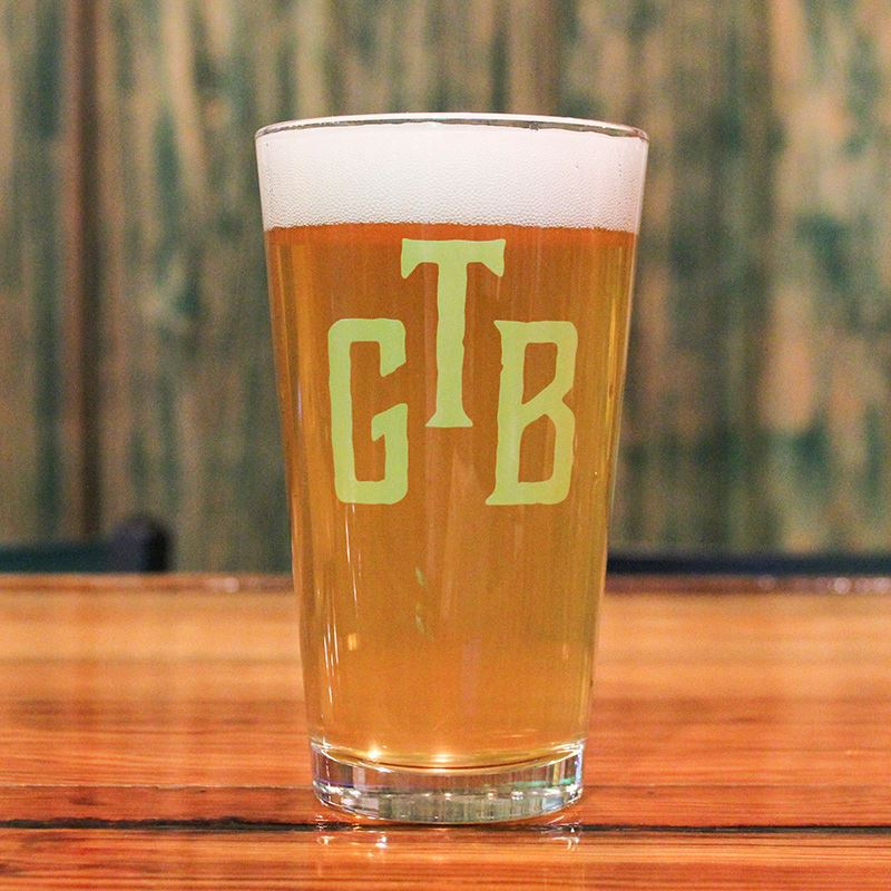 Green Tea Brewery Blondie