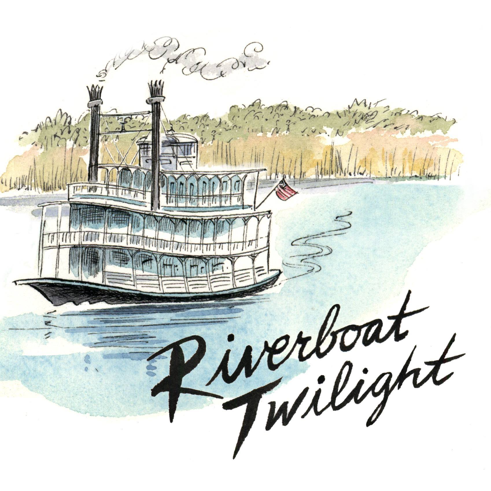 Riverboat Twilight